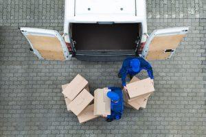 Hol- und Bringservice für Antriebstechnik